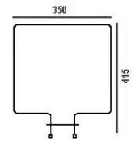 Picture of Element Bake SO DY 521 1300w 230v