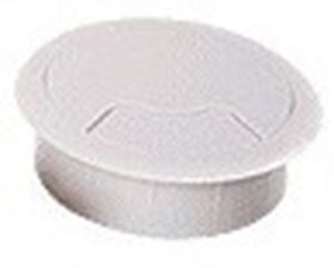 Picture of Wire Management White 64mm
