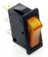 Picture of Switch Illum. Amber Bl/Bd