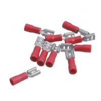 Picture of Lug 1.5mm Insul.6.3mm Red Female pk100