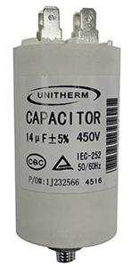 Picture of Capacitor 14uf 450v Plastic