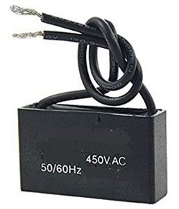Picture of Capacitor 450V Square 3.5Uf
