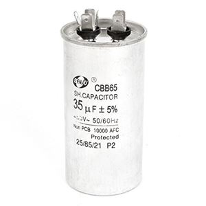 Picture of Capacitor 35uf 450v Steel