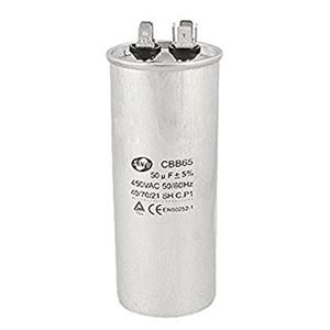 Picture of Capacitor 50uf 450v Steel