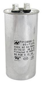 Picture of Capacitor 60uf 450v Steel