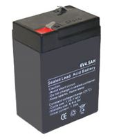 Picture of Battery 6volt 4.5a