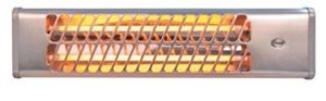 Picture of Bathroom Heater 2 Bar 2x600w Infrared Radiant