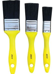 Picture of Paint Brush Bee Set 3Pc-25-38-50mm