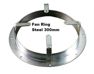Picture of Fan Ring Steel 300mm