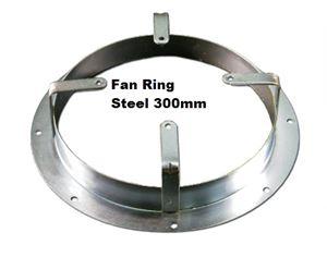 Picture of Fan Ring Steel 300mm