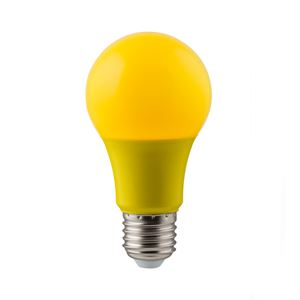 Picture of Led A60 6w E27 Yellow