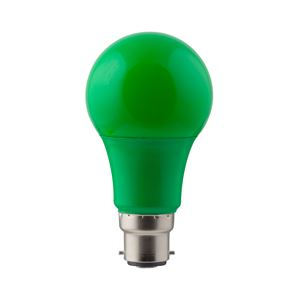 Picture of Led A60 6w B22 Green