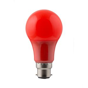 Picture of Led A60 7w Lamp Red B22