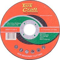 Picture of Cutting Disc Masonry 115 X 2.5 X 22.23mm