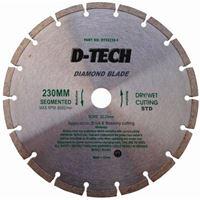 Picture of Diamond Blade Segmented Std. 230