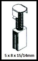 Picture of Stl C/Brush Ag600-1-30 ESB