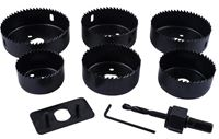 Picture of Downlight Holesaw Set 6pce 51 60