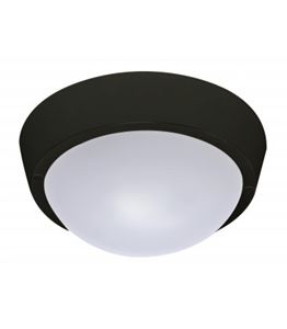 Picture of LED Outdoor Bulkhead 10w Ip65 Black