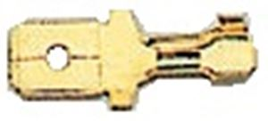 Picture of Male Disconnector Open Barrel Terminal Pack Of 10
