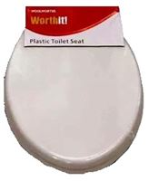 Picture of Toilet Seat Wulworths-Plastic