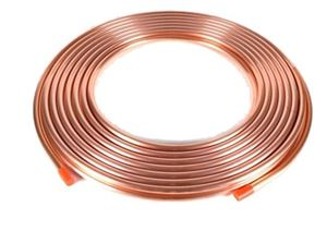 Picture of Copper Tubing 1/2 15m Roll