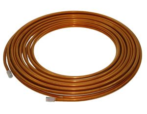 Picture of Copper Tubing R410A 1/4 6.35mm 15m Roll