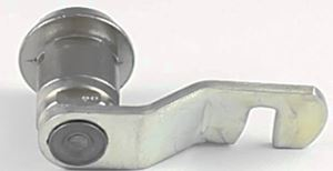 Picture of Lock Cam Hooked Nickel Plated 19x30mm