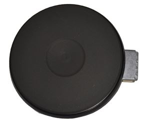 Picture of Stove Plate DY 145mm 1000W Black Trim