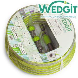 """Picture of Garden Hose Wedgit Premium 12mm 1/2"""" 20m"""