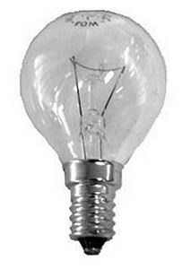 Picture of Oven Lamp 40w Ses E14 300deg