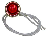Picture of Pilot Light Neon Indicator Round/Red 65chr
