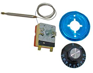 Picture of Thermostat 30-110°C Knob/Bezel Shaft Cap:750mm