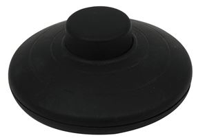 Picture of Foot Switch 2A 220-240v Black