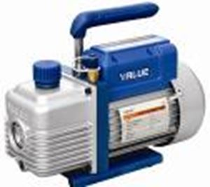 Picture of Vacuum Pump 3CFM 1/4hp 1 Stage 220v