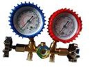 Picture of Tool Manifold Gauge Heavy Duty Incl Hoses