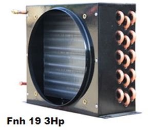 Picture of Condenser Commercial Fnh 19 3Hp
