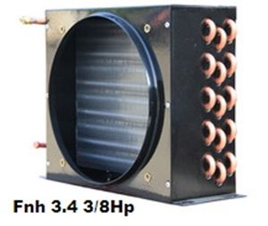 Picture of Condenser Commercial Fnh 3.4 3/8Hp