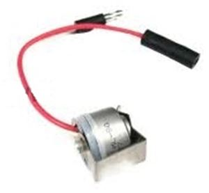 Picture of Thermostat Defrost Klixon Round Wire Clip-on