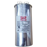 Picture of Capacitor 25uf 450v Steel