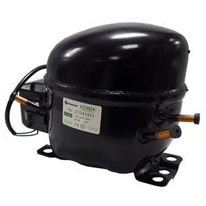 Picture of Compressor 1/2hp HAQ QD142HHM R134a