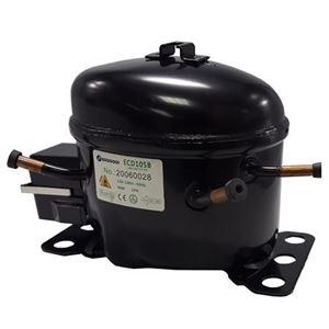 Picture of Compressor 1/6HP DM75Y R600a Essocool