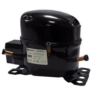 Picture of Compressor 1/8HP Qd43H R134a
