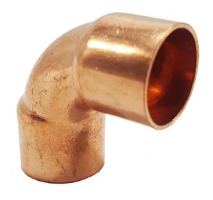 Picture of Copper Elbow 90° Equal RF 7/8